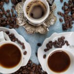turkish-coffee-with-coffee-beans
