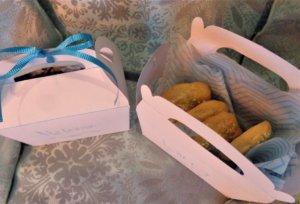 greek cookie favor boxes