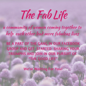 the fab life facebook group