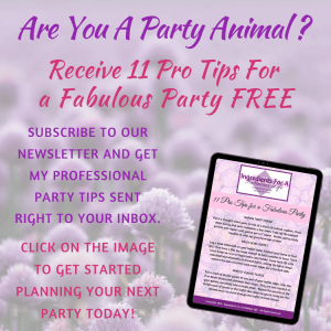 pro party tip freebie ad