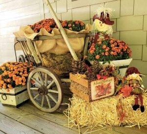 fall-mums-in-wagon