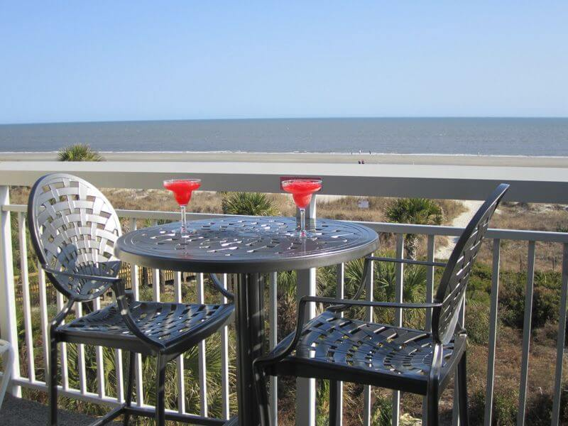 beachside rental on ultimate road trip