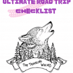 ultimate road trip checklist