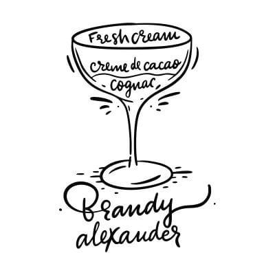 brandy alexander graphic