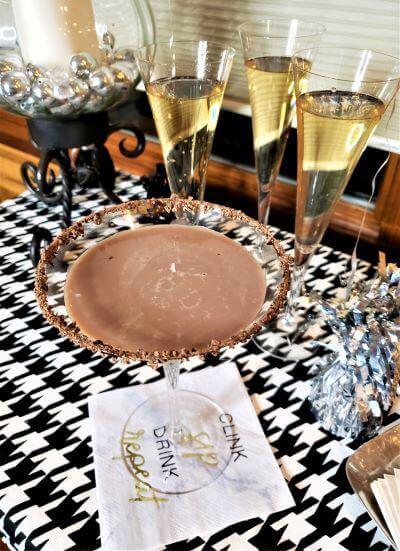 chocolate brandy alexander cocktail recipe