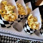 new year's eve truffled popcorn