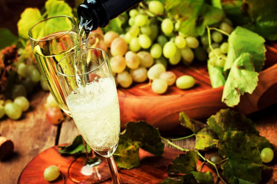 holiday champagne guide