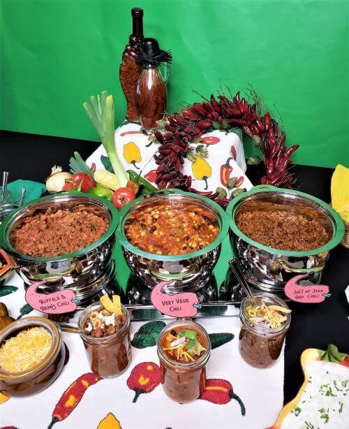 "chili ""bowl"" bar"