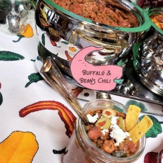 buffalo and bean chili recipe