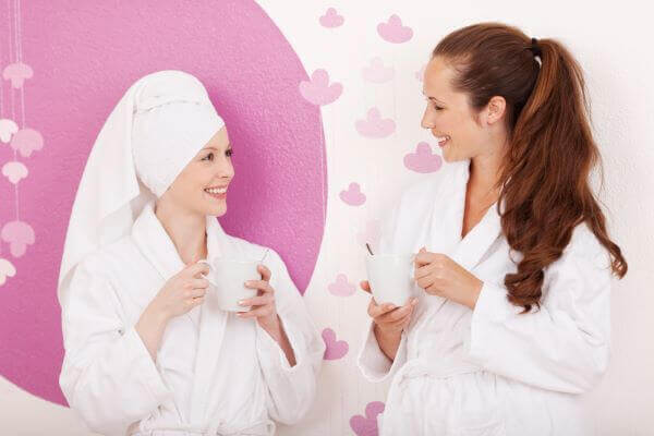 pamper me pretty party spa treatments