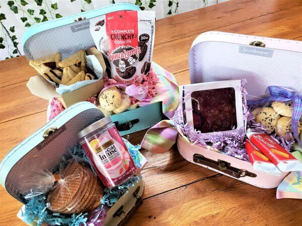 creative purim basket ideas and recipes