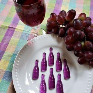 kosher grape wine gummies