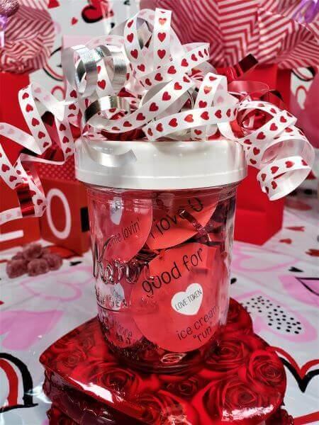 valentine's love tokens