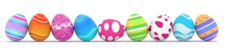 Easter celebration planner