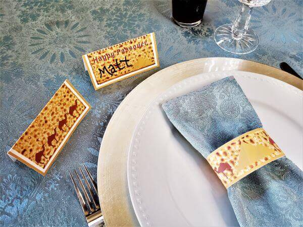 passover printables