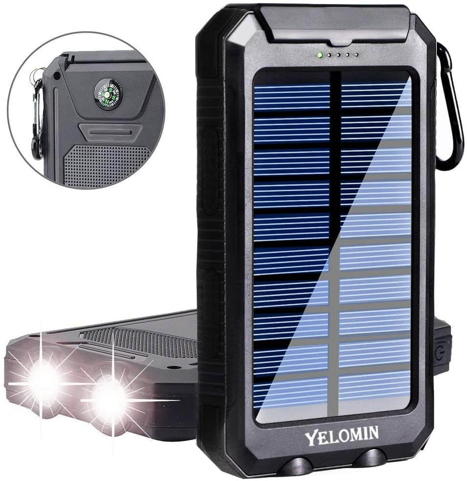 solar charger father's day gift ideas