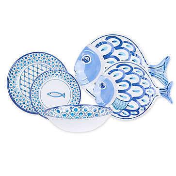 fish dishware for stylish entertaining at home