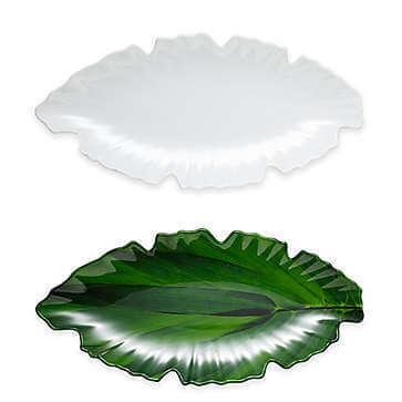 zen leaf platter summer fab finds