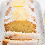 Lemon Powder Pound Cake