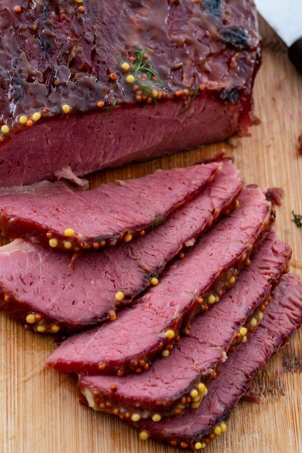 olivia's cuisine corned beef - how to pickle beef