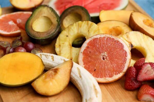 smoked fruits