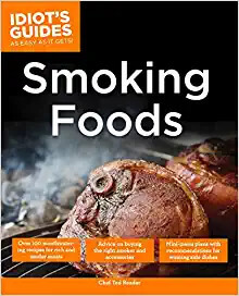 idiots guide to smoking foods cover