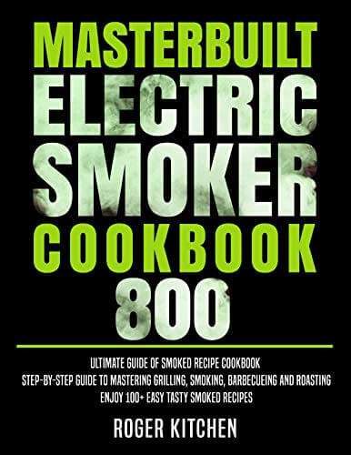 how to smoke foods cookbook coverbook