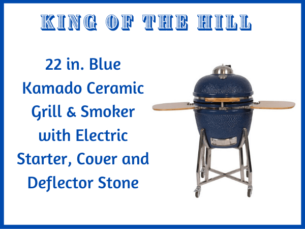 kamado grill how-to guide to smoking foods