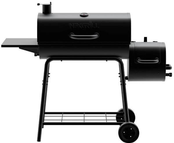 how to smoke foods charcoal fueled smoker