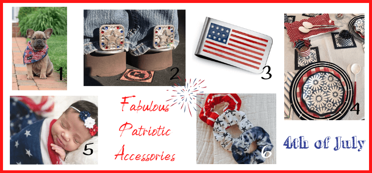 4th of july finds on etsy