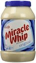 jar of miracle whip salad dressing