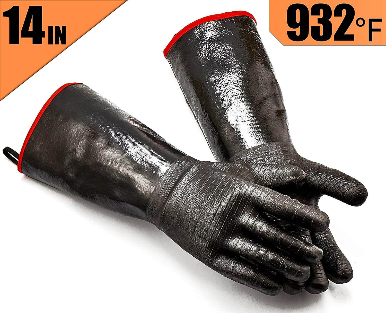 fire pit safe gloves