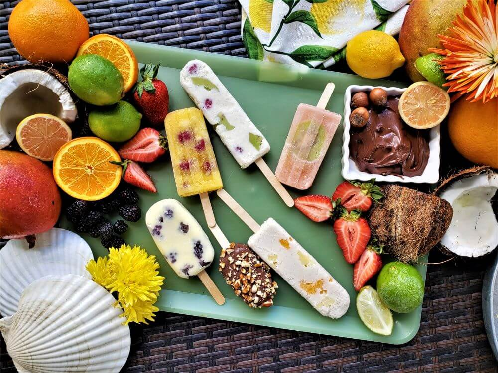 ultimate guide to homemade popsicles