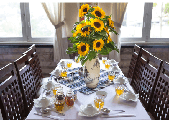 how to buy the right size tablecloth