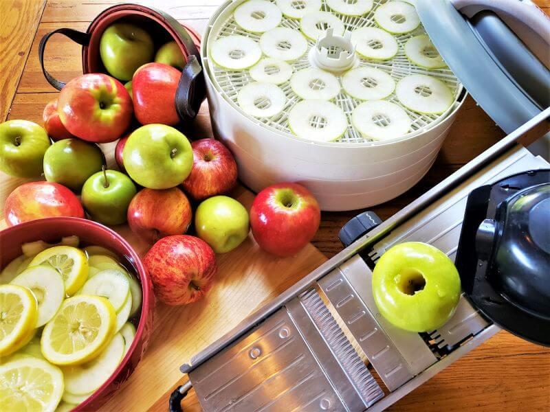apple dust sugar ingredients and equipment