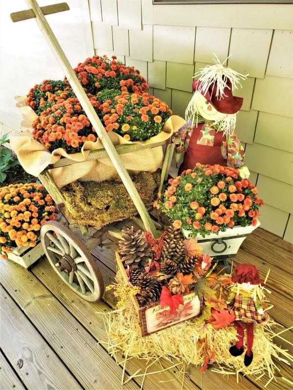 fall front porch ideas for your home