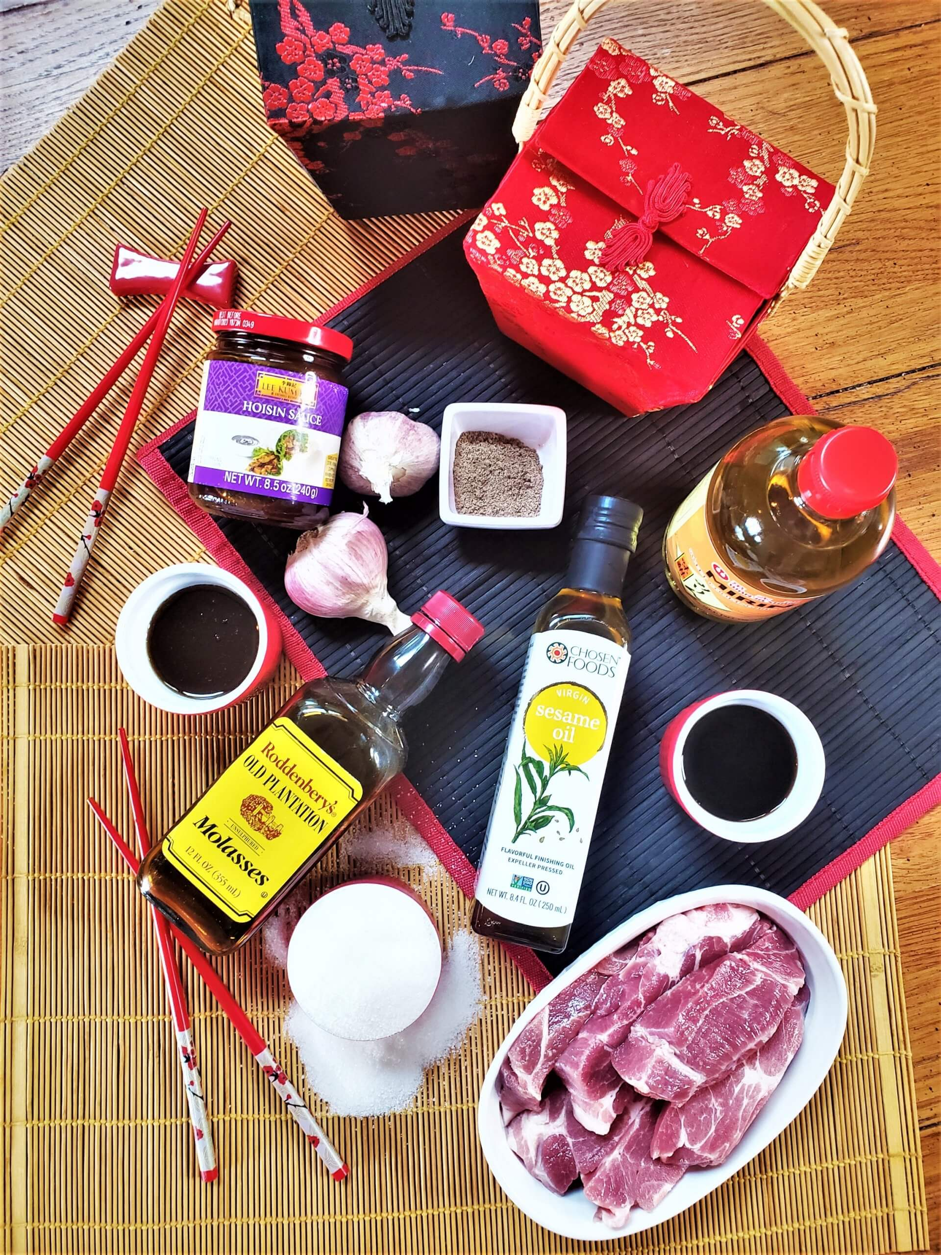 chinese bbq pork recipe ingredients