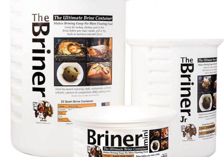 brining bucket for thanksgiving turkey