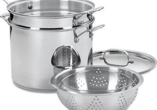 stock pot thanksgiving dinner preparation kitchen essentials
