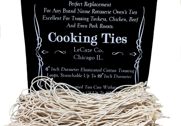 cooking twine ties for tying poultry for roasting