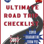 ultimate road trip checklist cover