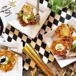 gourmet latkes for hanukkah