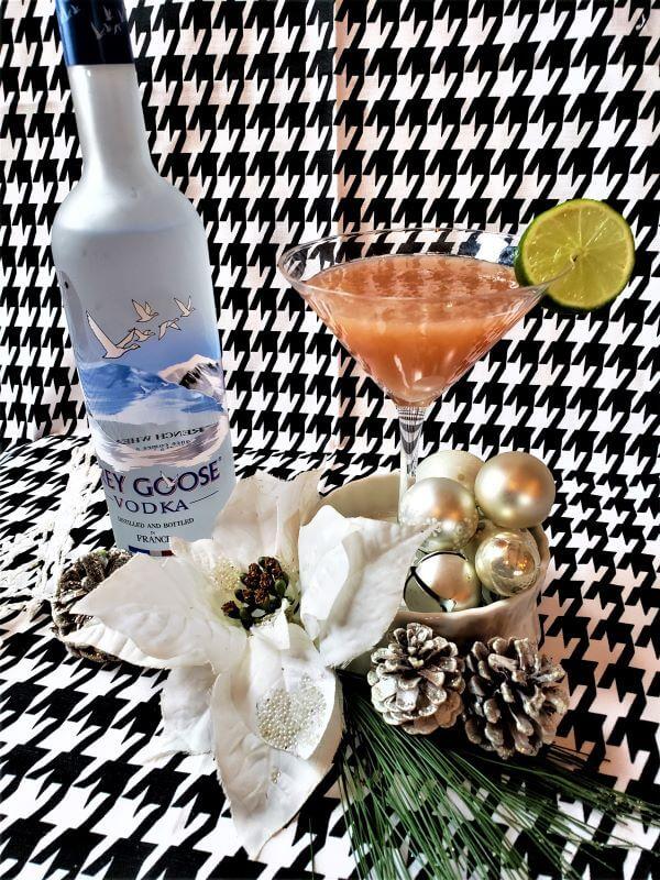 grapefruit infused vodkas