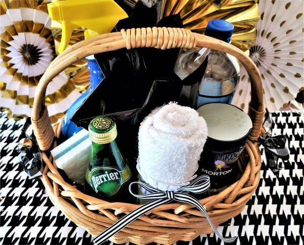 party emergency basket