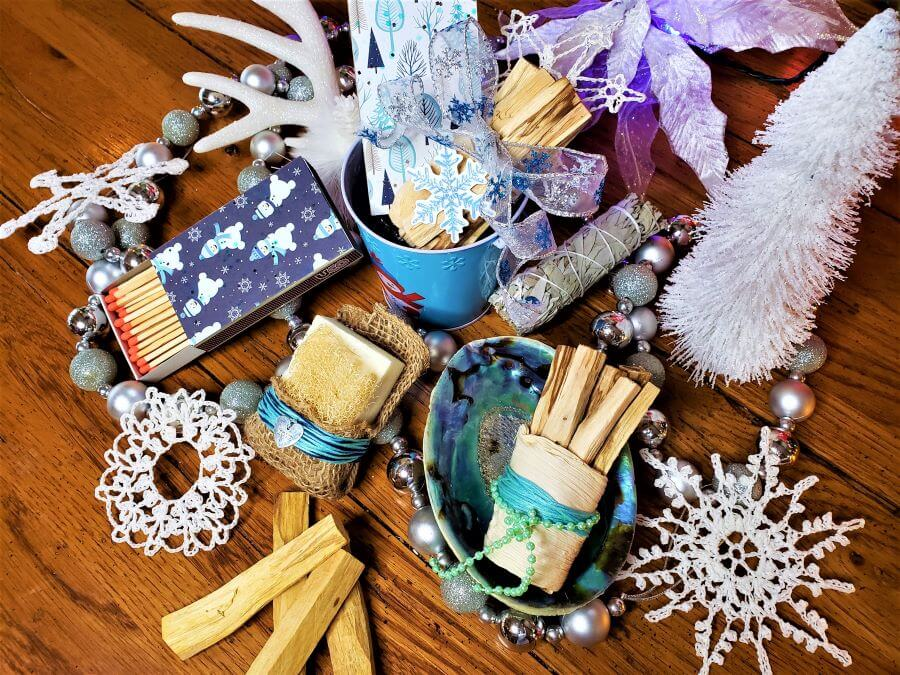 wintery decorate perfectly pampered presents