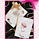 Personalized note card project