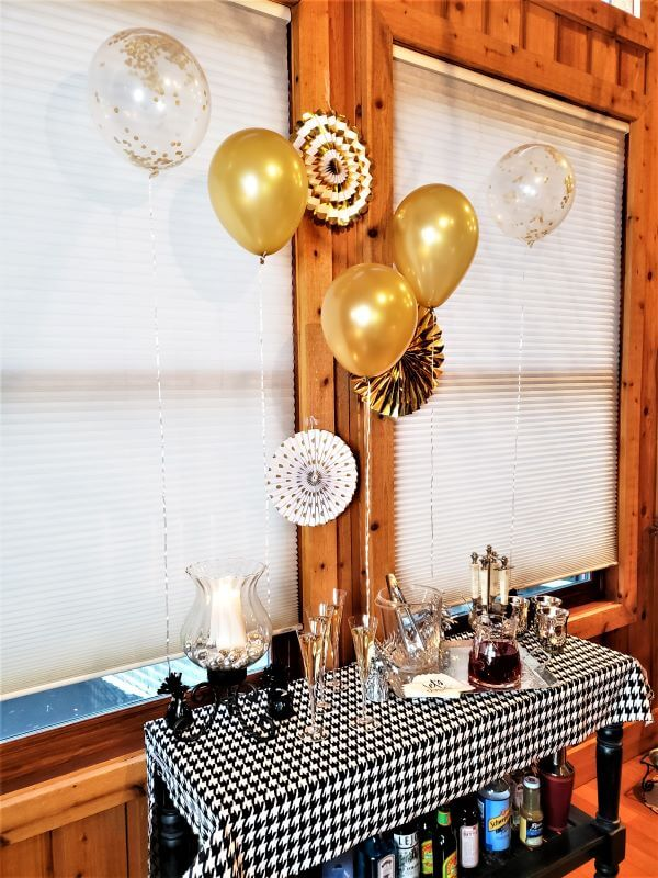 over the top new year's eve party ideas