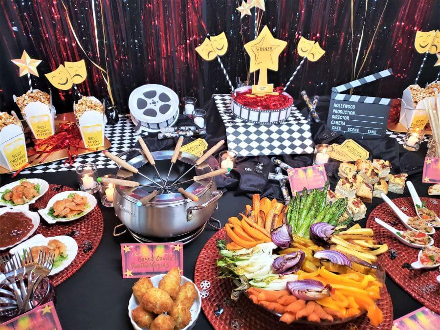 movie awards party recipes