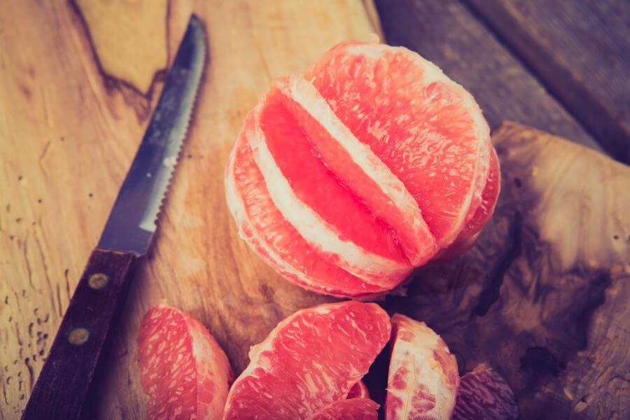 how to supreme graprefruit