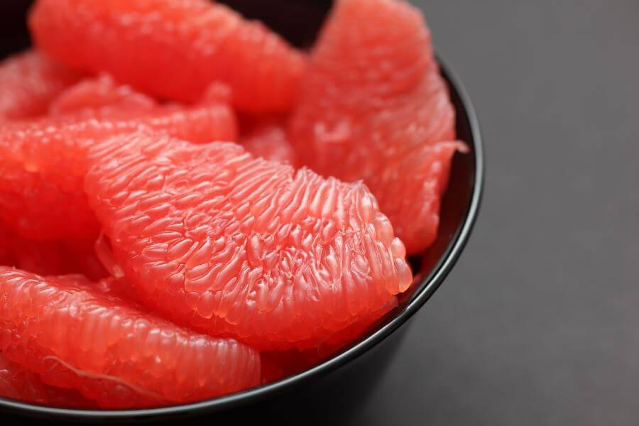 how to supreme grapefruit